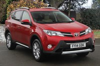 Used Toyota RAV4 Estate D-CAT Invincible 5dr Auto
