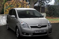 Used Toyota Verso Estate D-4D SR 5dr