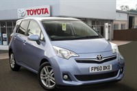 Used Toyota Verso-S Estate 1.33 Dual VVT-i T Spirit 5dr (Nav/Leather)