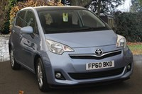 Used Toyota Verso-S Estate 1.33 Dual VVT-i T Spirit 5dr (Leather)