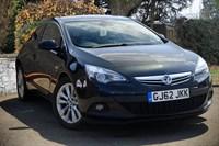 Used Vauxhall Astra GTC CDTi 16V SRi 3dr