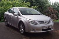 Used Toyota Avensis Saloon V-Matic TR 4dr M-Drive S (Leather/Alc)