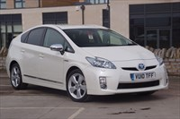 Used Toyota Prius VVTi T Spirit 5dr CVT Auto (Leather)