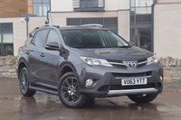 Used Toyota RAV4 D-CAT Invincible 5dr Auto