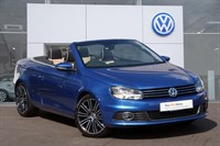 Used VW Eos Coupe Cabriolet TDI BlueMotion Tech Exclusive 2dr DSG