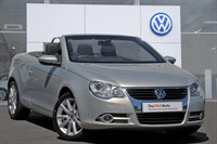 Used VW Eos Coupe Cabriolet TDI CR SE 2dr DSG