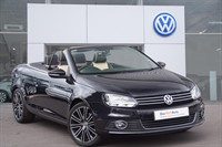 Used VW Eos Coupe Cabriolet TDI BlueMotion Tech Exclusive 2dr