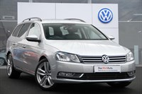 Used VW Passat Estate TDI BlueMotion Tech Executive Style 5dr