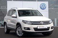Used VW Tiguan Estate TDI BlueMotion Tech SE 5dr (2WD)