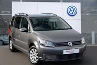 Used VW Touran Estate TDI 105 BlueMotion Tech S 5dr
