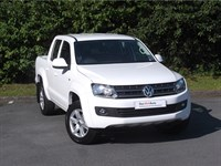 Used VW Amarok A32 D/Cab Pick Up Trendline TDI 140 4MOTION Sel