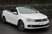 Used VW Eos Coupe Cabriolet TDI BlueMotion Tech Sport 2dr DSG