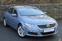 Used VW Passat CC Saloon TDI CR 4dr DSG