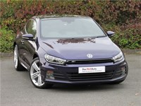 Used VW Scirocco Coupe TDI BlueMotion Tech R Line 3dr DSG