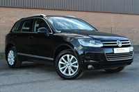Used VW Touareg Estate V6 TDI SE 5dr Tip Auto