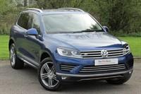 Used VW Touareg Estate V6 TDI BlueMotion Tech R Line 5dr Tip Auto