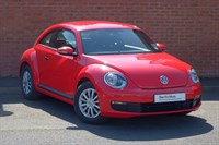 Used VW Beetle Hatchback TDi BlueMotion Tech 3dr