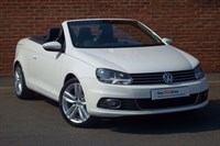 Used VW Eos Coupe Cabriolet TDI BlueMotion Tech Sport 2dr