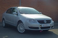 Used VW Passat Saloon Highline TDI CR DPF 110 4dr