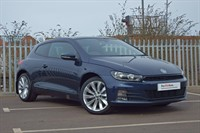 Used VW Scirocco Coupe TDI 184 BlueMotion Tech GT 3dr DSG