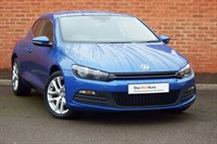 Used VW Scirocco Coupe TDI 3dr