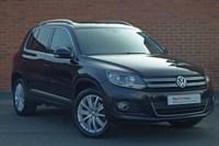 Used VW Tiguan Estate TDI BlueMotion Tech Sport 5dr (2WD)