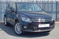Used VW Tiguan Estate TDI BlueMotion Tech Sport 5dr DSG