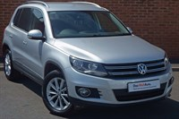 Used VW Tiguan Estate TDI BlueMotion Tech SE 5dr