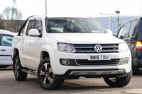 Used VW Amarok Highline BiTDi (180PS) BMT 4MOTION Per Pick-Up