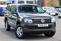 Used VW Amarok Startline BiTDi (122PS) 4MOTION Sel Pick-Up