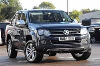 Used VW Amarok Highline BiTDi (180PS)(2.82t) H/line BMT 4MOTION Pick Up