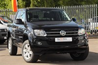 Used VW Amarok A32 D/Cab Pick Up Trendline BiTDI 180 4MOTION Sel