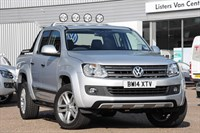 Used VW Amarok Highline BiTDi (180PS)(2.82t) H/line BMT 4MOTION Pick Up