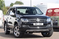 Used VW Amarok A32 Special Editions D/Cab Pick Up Ultimate BiTDI 180 4MOTION Sel