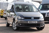 Used VW Caddy Maxi Life C20 Estate TDI 140 5dr