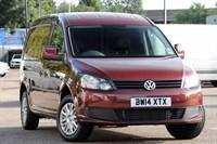 Used VW Caddy Maxi C20 TDI 102PS Trendline Van