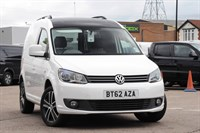 Used VW Caddy C20 Special Editions TDI 140PS Edition 30 Van
