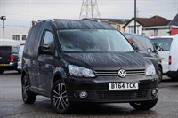 Used VW Caddy C20 Special Editions TDI BlueMotion Tech 102PS Black Edition Van