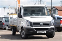 Used VW Crafter CR35 LWB TDI 109PS Chassis Cab