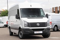 Used VW Crafter CR35 LWB TDI 109PS High Roof Van