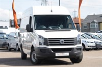 Used VW Crafter CR35 MWB TDI 109PS High Roof Van