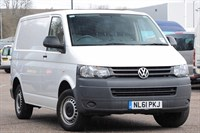 Used VW Transporter T28 SWB TDI 84PS Van