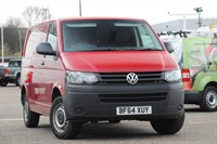 Used VW Transporter T28 SWB TDI 102PS Startline Van