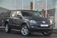 Used VW Amarok A32 D/Cab Pick Up Highline BiTDI 180 BMT 4MTN Auto