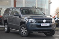 Used VW Amarok A32 D/Cab Pick Up Startline BiTDI 180 4MOTION Sel