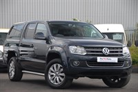 Used VW Amarok A32 D/Cab Pick Up Highline BiTDI 163 4MOTION Sel