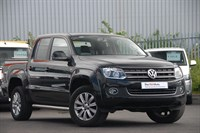 Used VW Amarok A32 D/Cab Pick Up Highline BiTDI 180 4MOTION Sel
