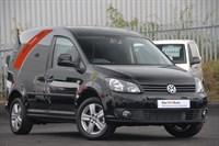 Used VW Caddy C20 TDI 140PS Highline Van