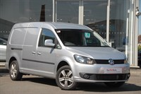 Used VW Caddy TDI 140PS Highline Van DSG