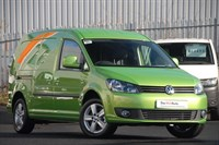 Used VW Caddy TDI 140PS Highline Van